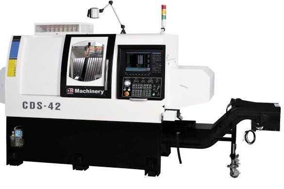 Prodej a servis CNC obráběcích strojů