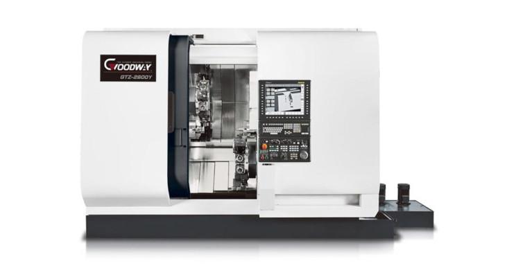 Proč si vybrat CNC soustruhy Goodway?